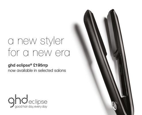 ghd eclipse®: A new styler for a new era