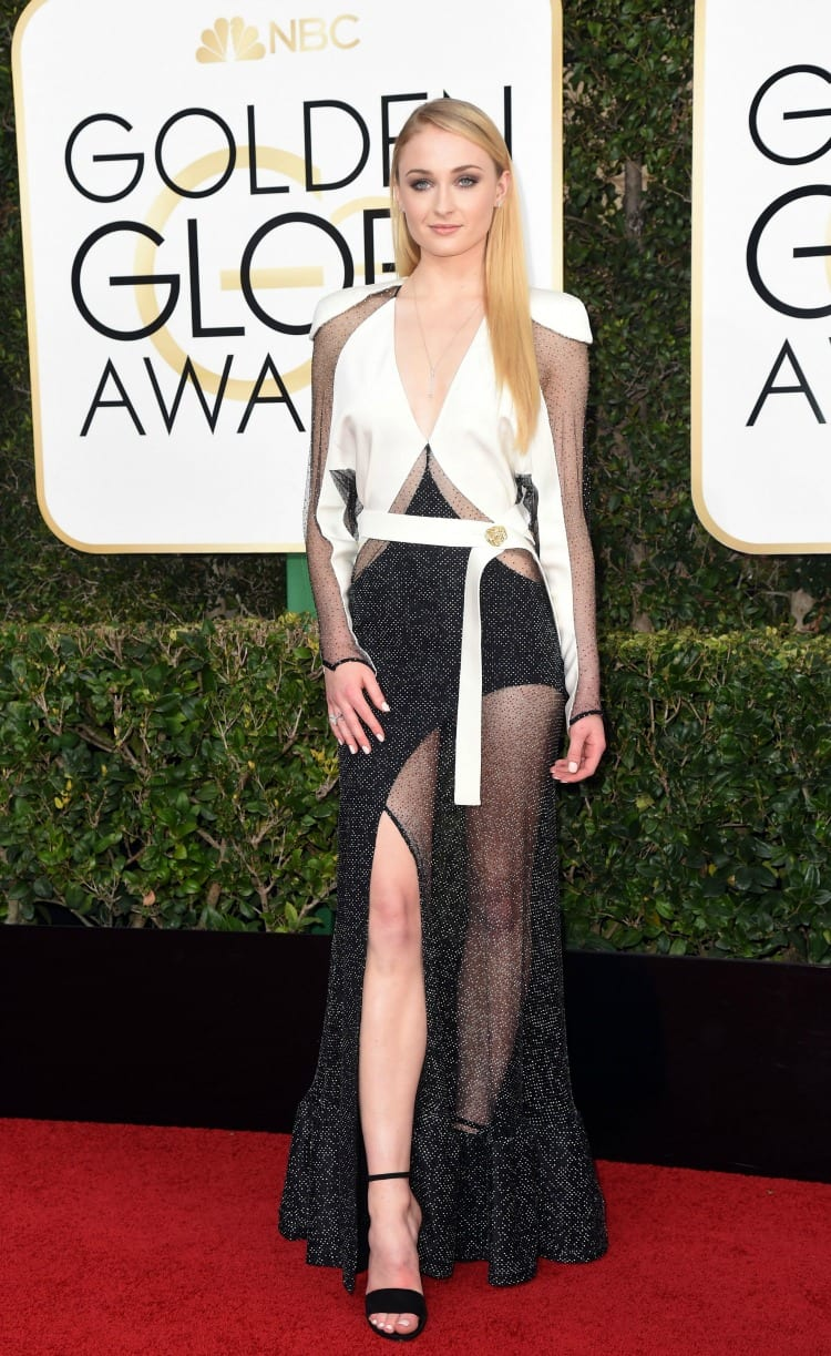 golden-globes-sophie-turner