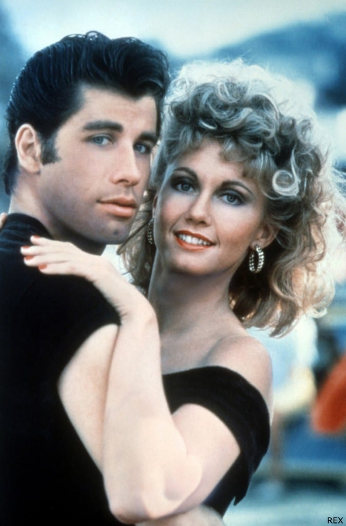 Grease-Film-Still-Hair-Fashion-Travolta-Newton-John