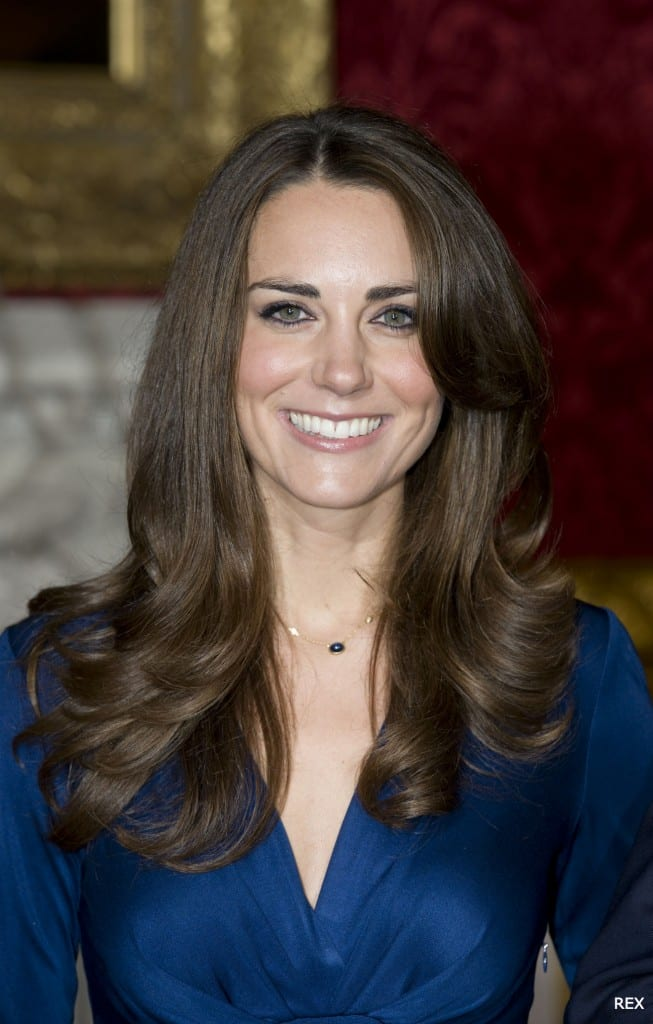 Kate-Middleton-Duchess-Engagement-Hair-Fashion-Style