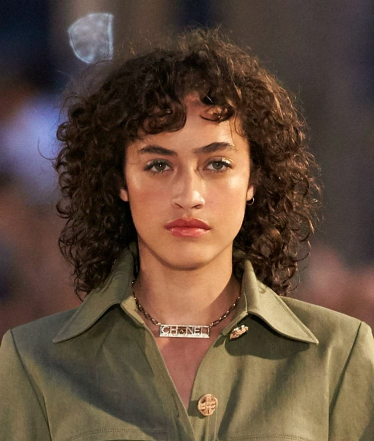 Return of the Curl | Chanel 70s