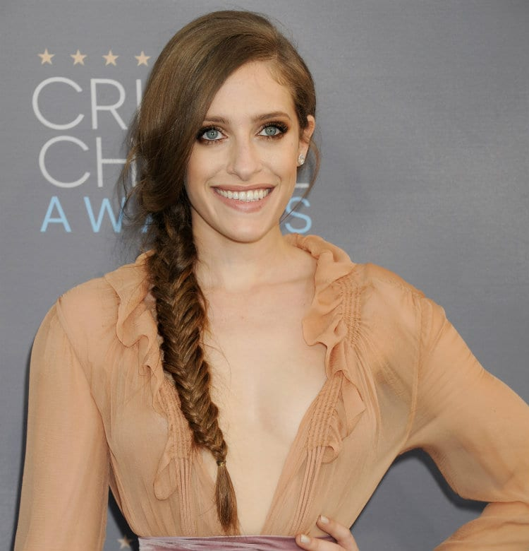 carly chaikin critics choice awards