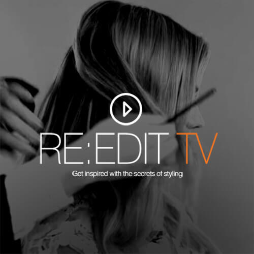 Re:Edit TV - Press play