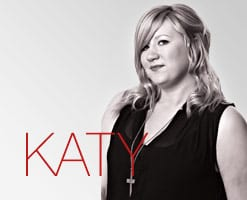 Meet the team - Katy