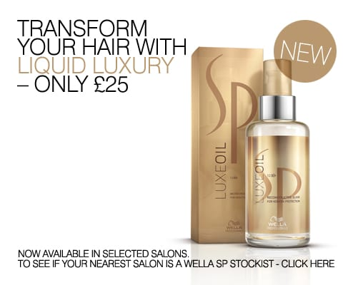 Wella SP Luxe Oil - Only £25