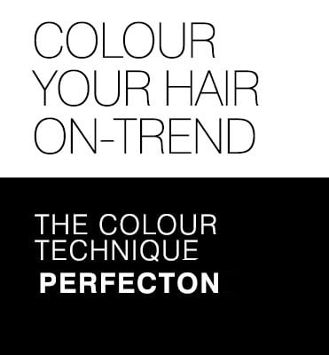 Experience stunning colour - The colour technique Perfecton