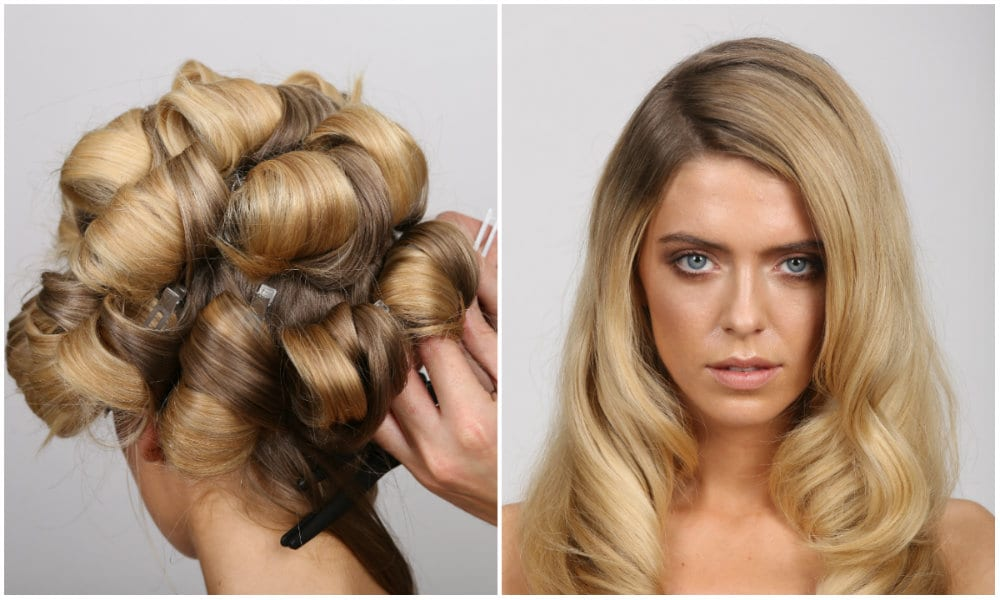 Surprising How To Create Hollywood Waves Party Hair How To Hairstyle Inspiration Daily Dogsangcom