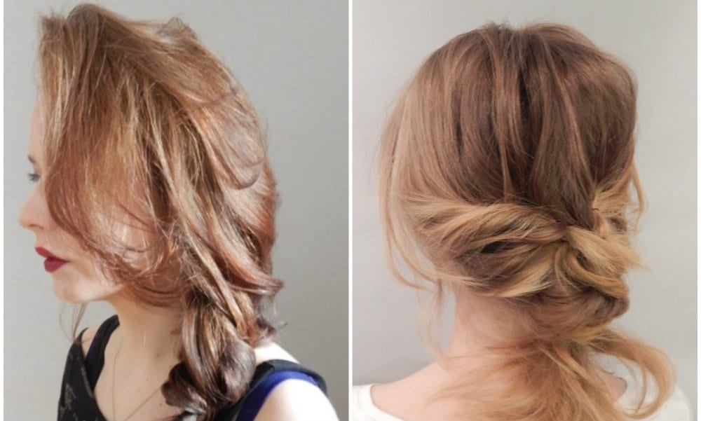 Valentines Hairstyles: Valentine's Day Hair Ideas