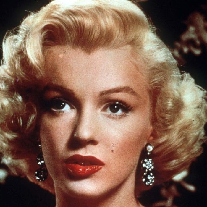 Mandatory Credit: Photo by Carl Simmons/REX_Shutterstock (157568c) MARILYN MONROE MARILYN MONROE