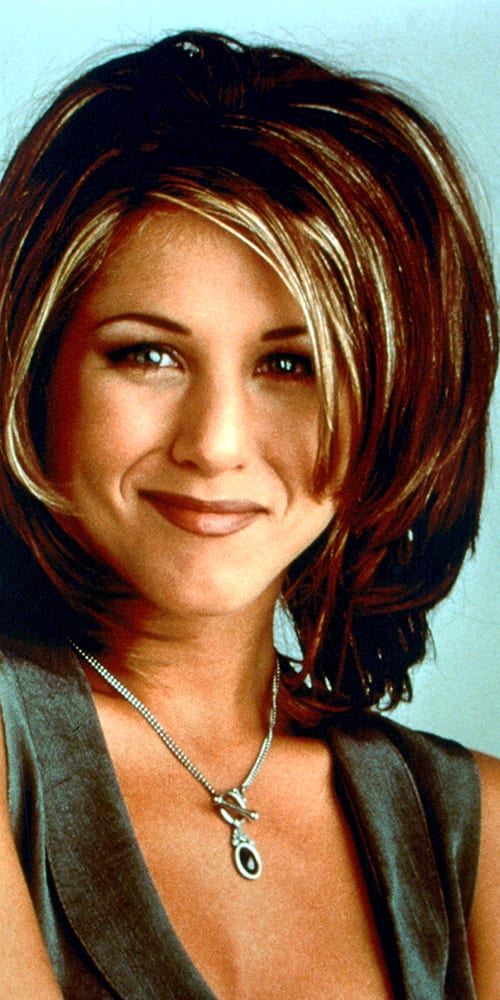 The Rachel 90 S Beauty Trends Get The Jennifer Aniston