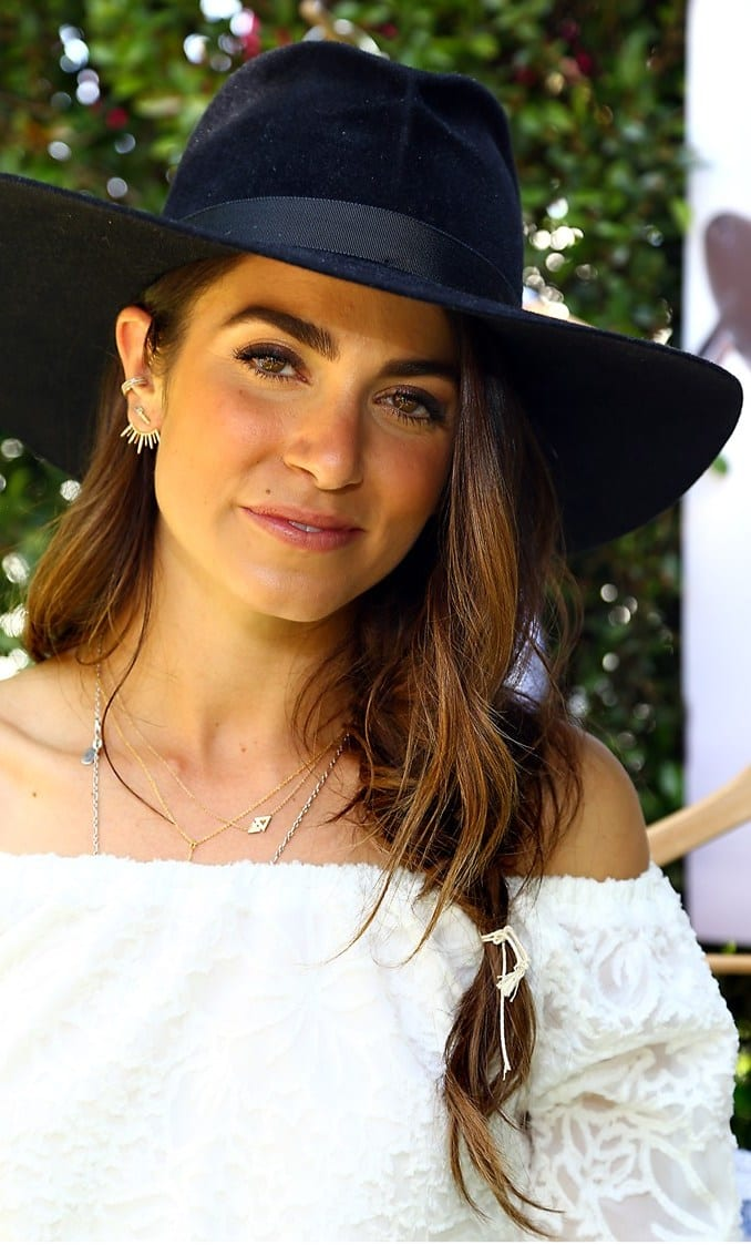 Nikki Reed's Festival Braid