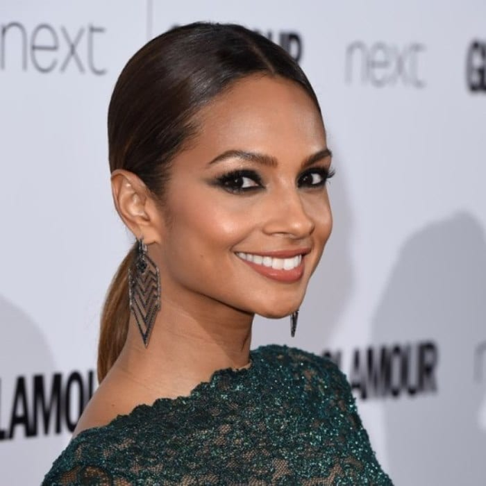 Mandatory Credit: Photo by David Fisher/REX_Shutterstock (4818116fn) Alesha Dixon Glamour Magazine Women of the Year Awards, London, Britain - 02 Jun 2015