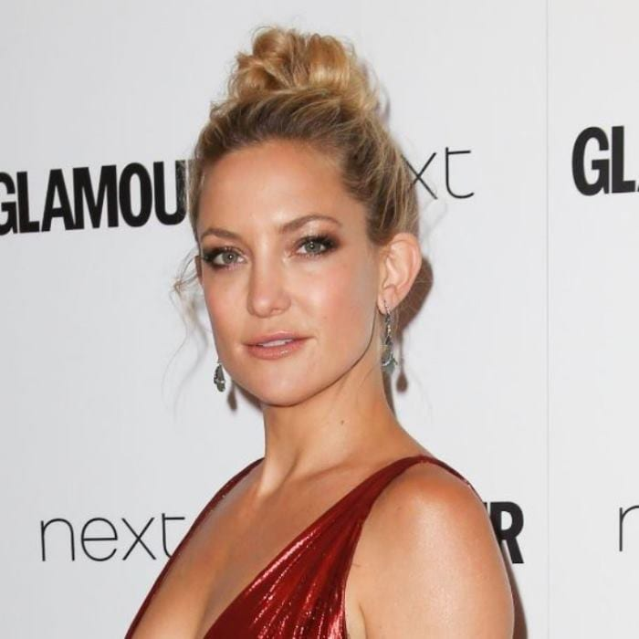 Mandatory Credit: Photo by James Shaw/REX_Shutterstock (4818343aq) Kate Hudson Glamour Magazine Women of the Year Awards, London, Britain - 02 Jun 2015