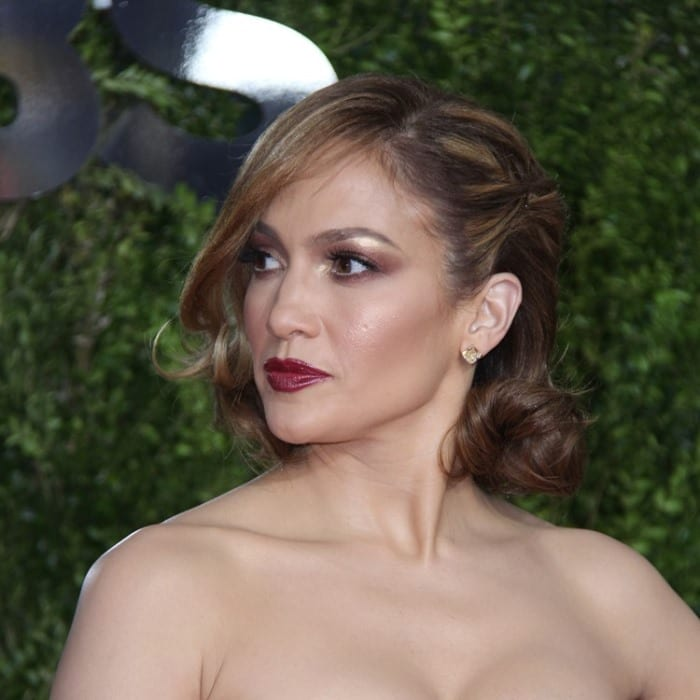 Mandatory Credit: Photo by BEI/REX_Shutterstock (4830901ch) Jennifer Lopez 69th Annual Tony Awards, New York, America - 07 Jun 2015