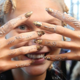 spring summer 2016 nail trends