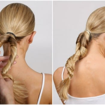 twisted ponytail final